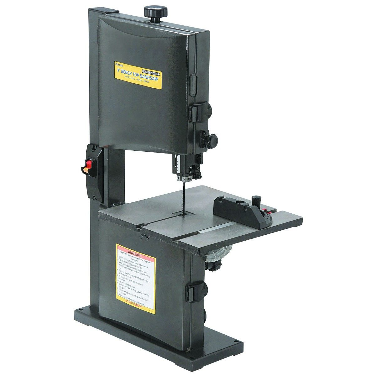 Central Machinery 96980 9 Benchtop Bandsaw In 2020 Bandsaw Harbor Freight Bandsaw Harbor Freight Tools