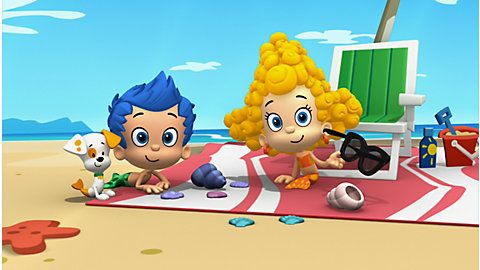 Bubble Guppies: Big Bubbly Days | My Childhood | Bubble