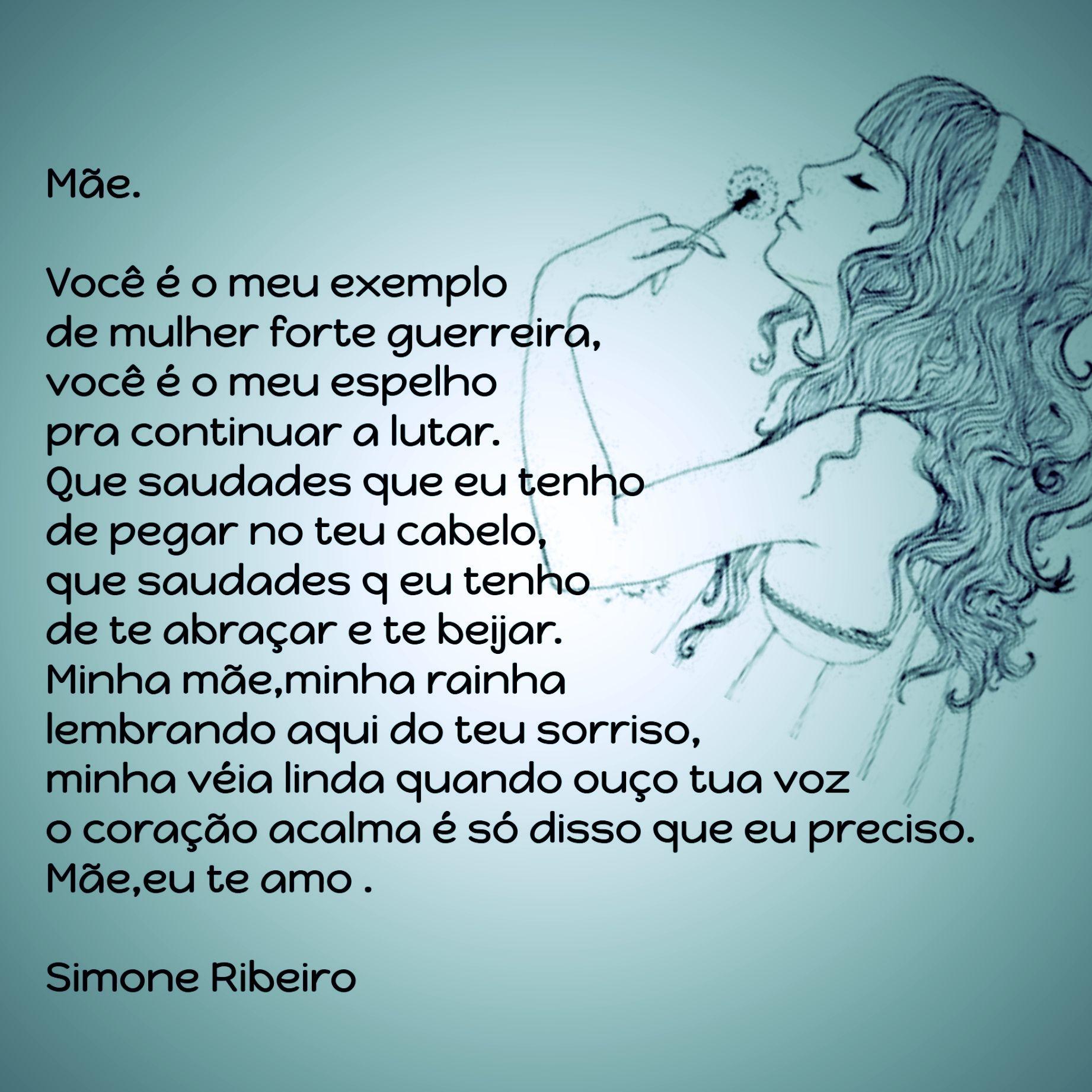 Mae Voce E O Meu Exemplo De Mulher Forte Guerreira Voce E O Meu