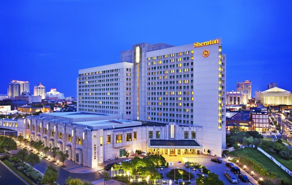 Sheraton Atlantic City Convention Center Hotel Atlantic City Atlantic City Myrtle Beach Hotels Chicago Hotels