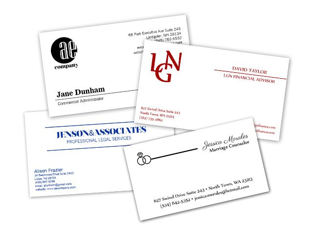 Raised Print Business Cards Fairfield Oh Minuteman Press Printing Business Cards Raised Printing Business Cards
