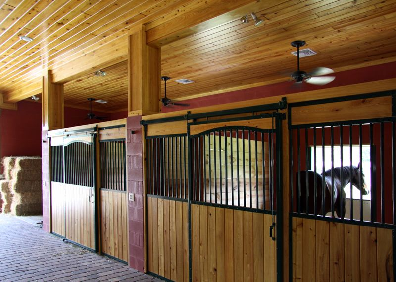 iliana horse stalls
