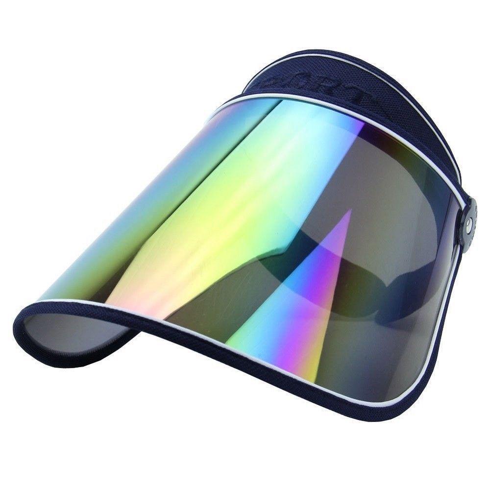Large Full Face Solar Sun Visor Uv Protection Cap Popular