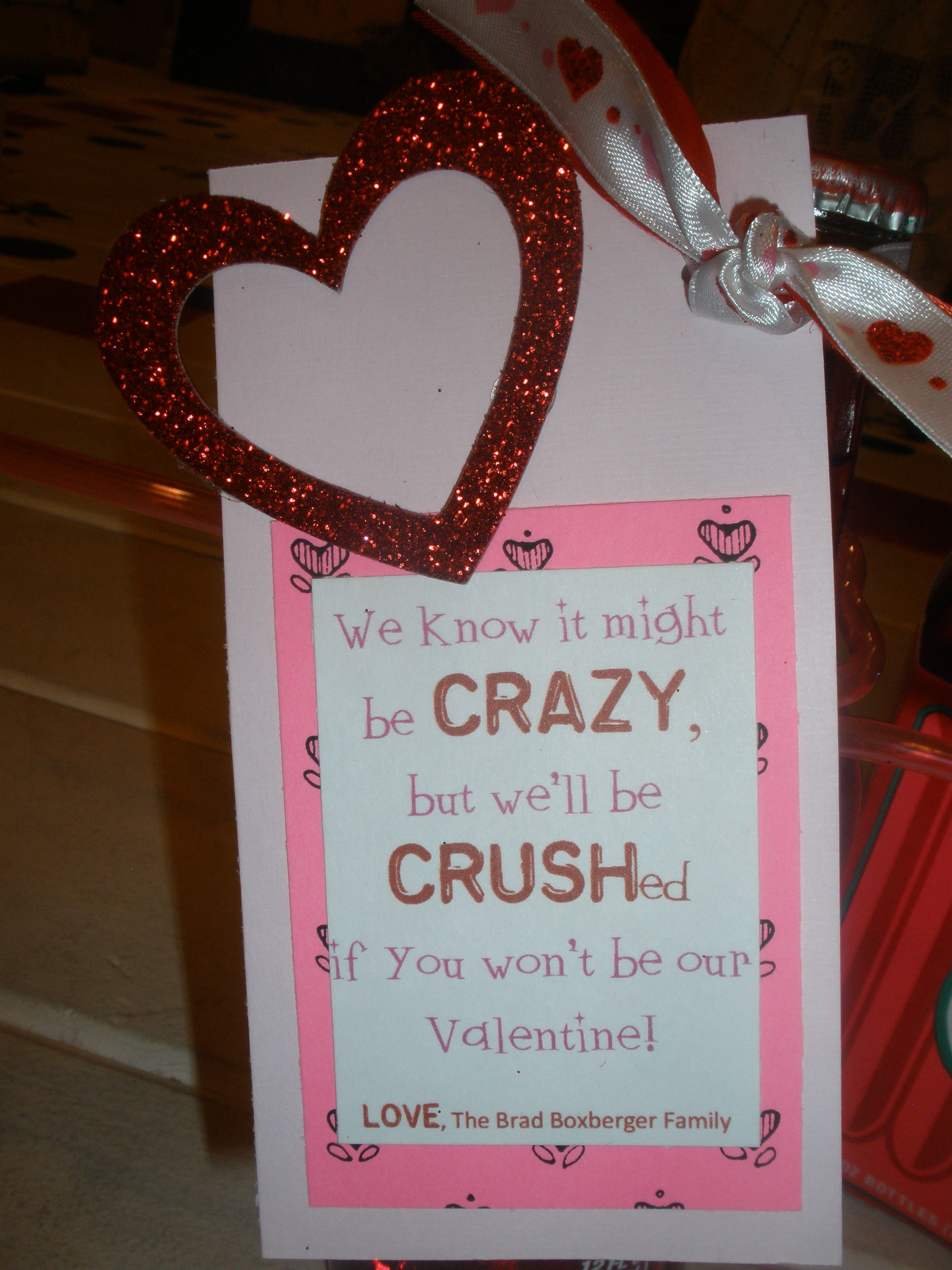 Lots Of Cute Sayings For Valentine Notes And Ideas For
