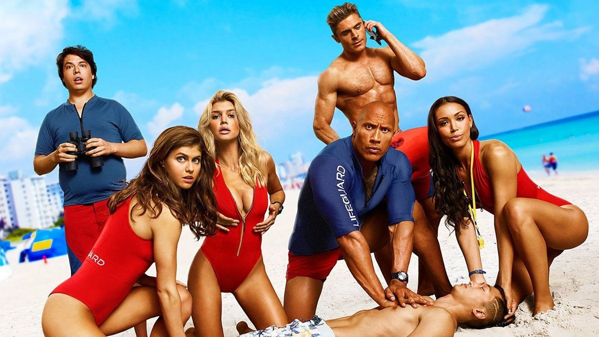 'Baywatch' Spoiler Review