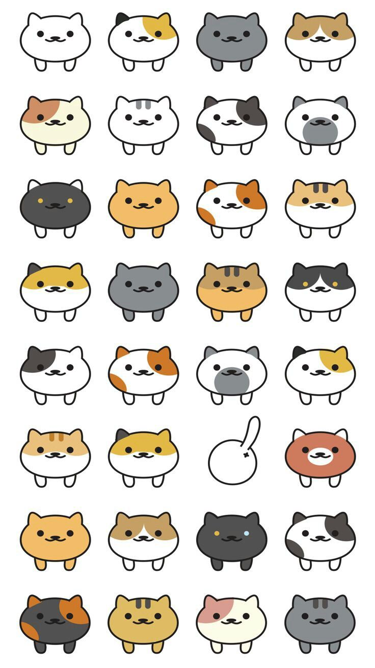 Pin by Phuong Lam on cute Neko atsume wallpaper, Cat