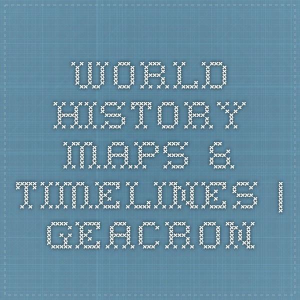 World history maps timelines geacron pinterest world history maps timelines geacron gumiabroncs Choice Image