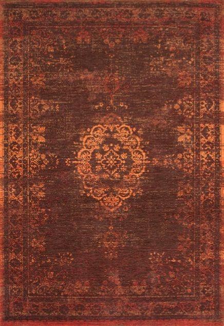Ombra Arancione #Vintage #Teppich - #Euromoda #Carpets #Vintage - wohnzimmer rot orange