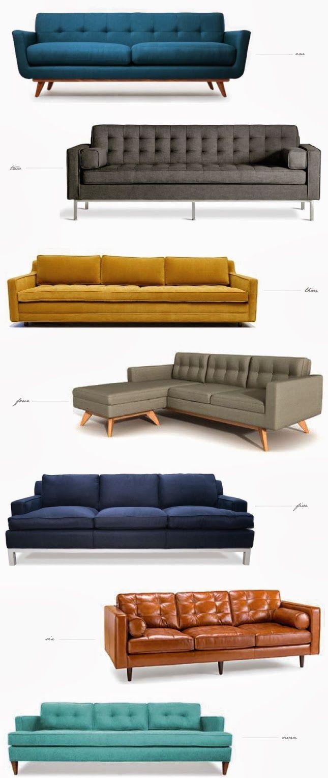 Beau The Plumed Nest: The Sofa