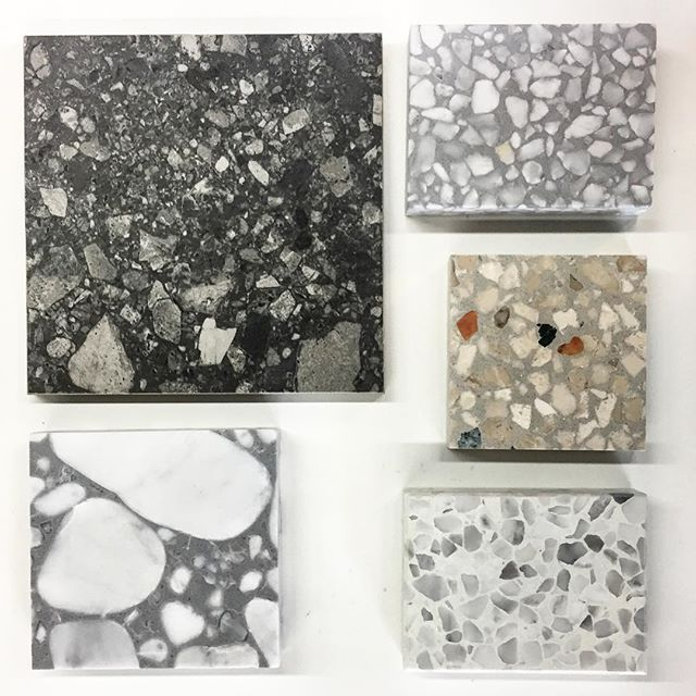 Different Types Of Terrazzo Samples Terrazzo Terrazzo