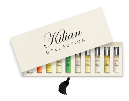 Kilian Discovery Set Perfume samples, Perfume packaging