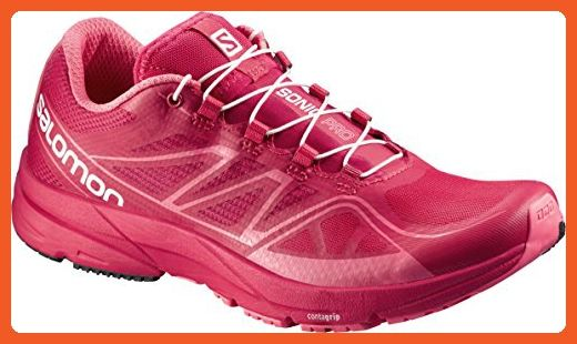 fb7ca0483775 Salomon Sonic Pro Shoe - Women s Lotus Pink   Lotus Pink   Madder Pink 10 -  Athletic shoes for women ( Amazon Partner-Link)