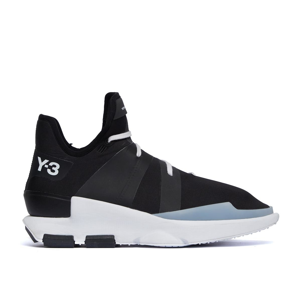 593680046 Noci Low sneakers from the S S2017 Y-3 by Yohji Yamamoto collection in black