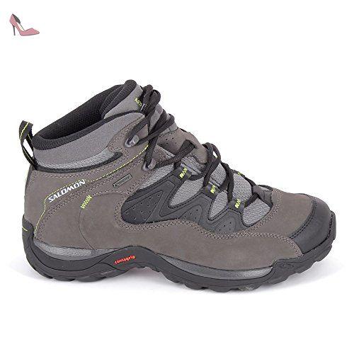 Salomon Elios Mid GTX 3 chaussures hiking black Chaussures