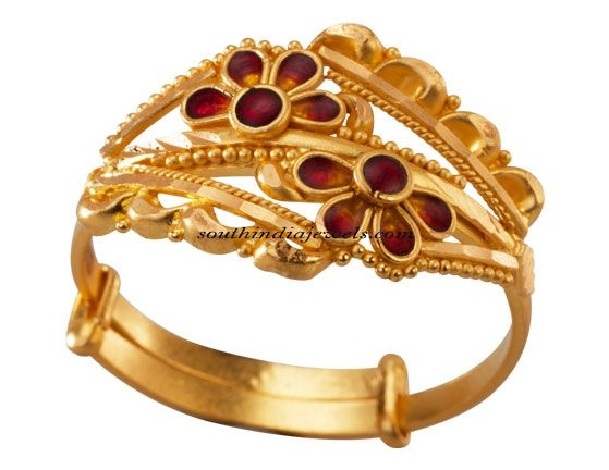 2bea89dec2f91 Gold rings from PC Chandra Jewellers | Rings in 2019 | Gold finger ...