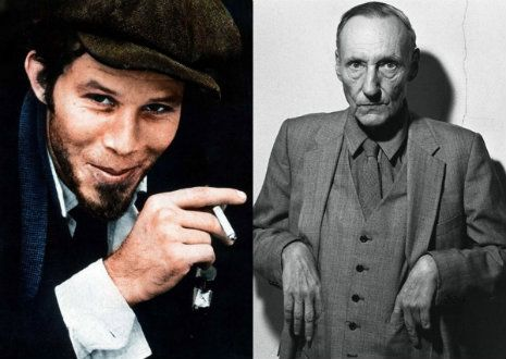 William S. Burroughs and Tom Waits team-up for 'The Black Rider' | Dangerous Minds