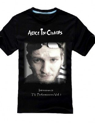 Layne Staley Shirts : alice in chains t shirt layne staley creative seattle rock band t shirt for youth t shirts ~ Vivirlamusica.com Haus und Dekorationen