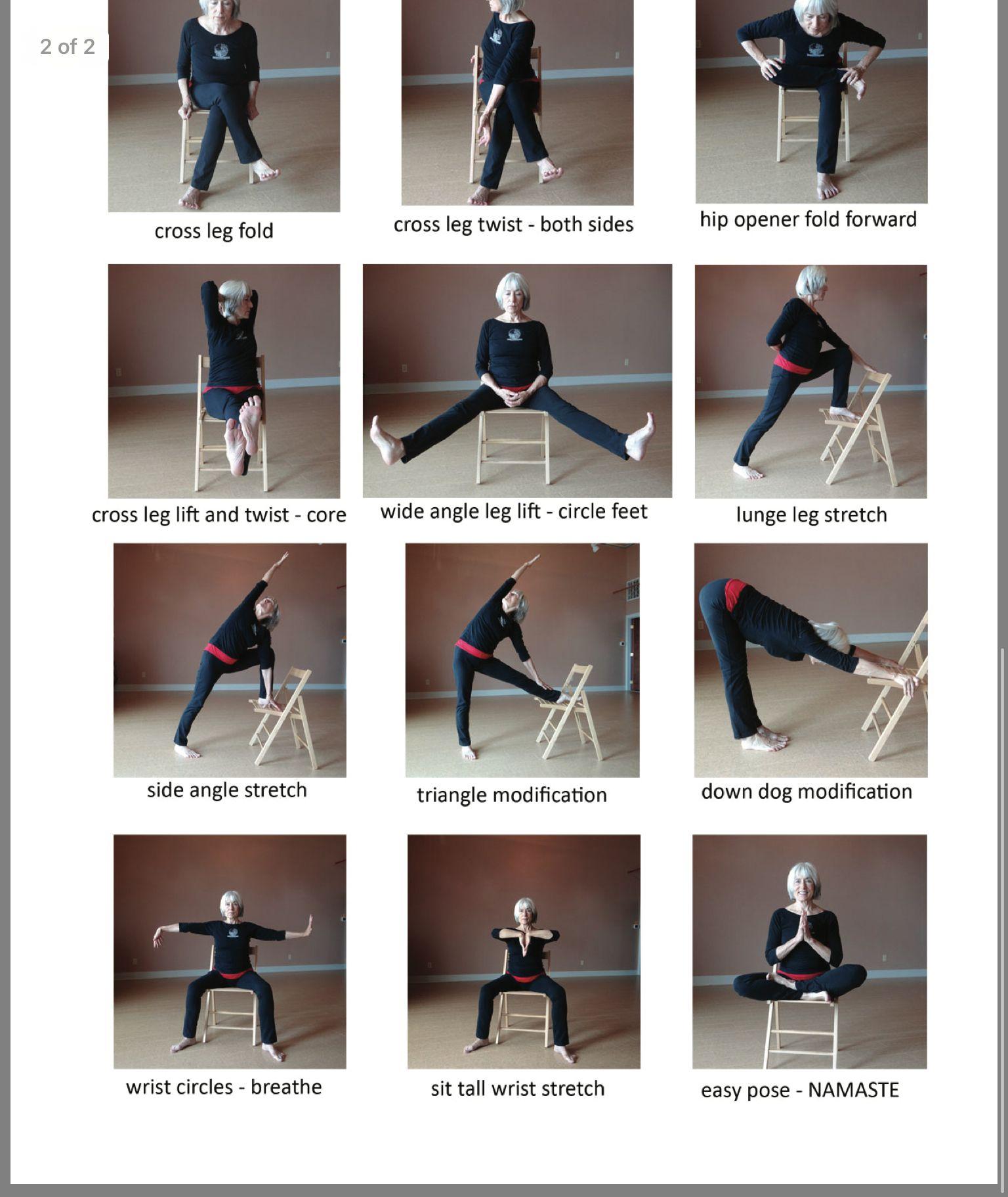 16++ Yoga hip openers for seniors trends