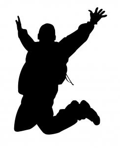 シルエット ジャンプ おとこ ブラック 高解像度3dイメージ グラフ 白背景 イラスト ボタンなどすべて無料 会員登録必要なし 商業用利用可能 シルエット おとこ Hp デザイン