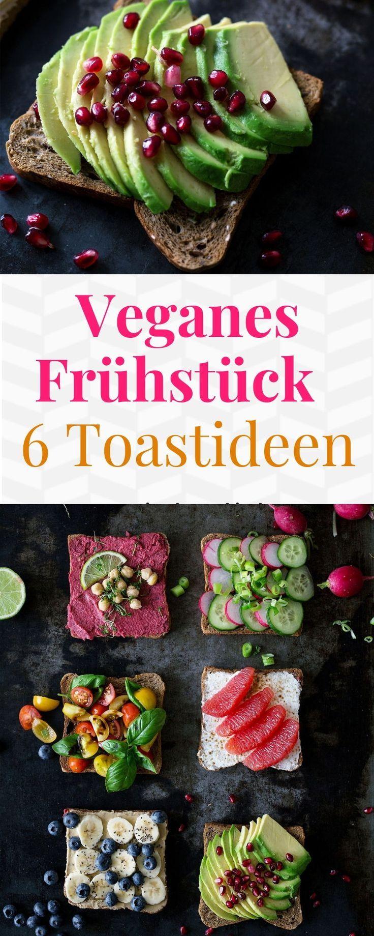 Toast Toastideen Frühstück vegan Frühstück vegan deftig Frühstück   Food If only I had time