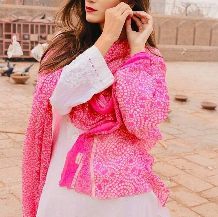 Dpz hizanaqvi muslim beauty girl stylish