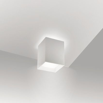 Contemporary ceiling lamp, Sidus spotlight by Buzzi and Buzzi _