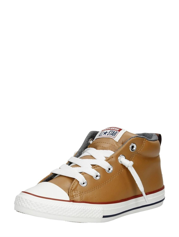 3e670b4760a Converse Chuck Taylor All Star Street Cognac jongens sneaker ...