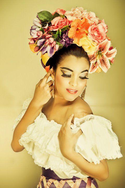 Hair Piece Folklorico Ballet Dancing Balletfolklorico Mexico Folklor Mexicano