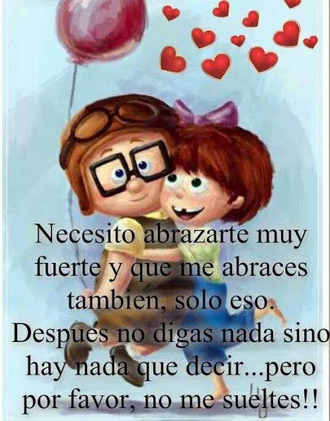 Abrazo Frases Amor Disney Abrazos