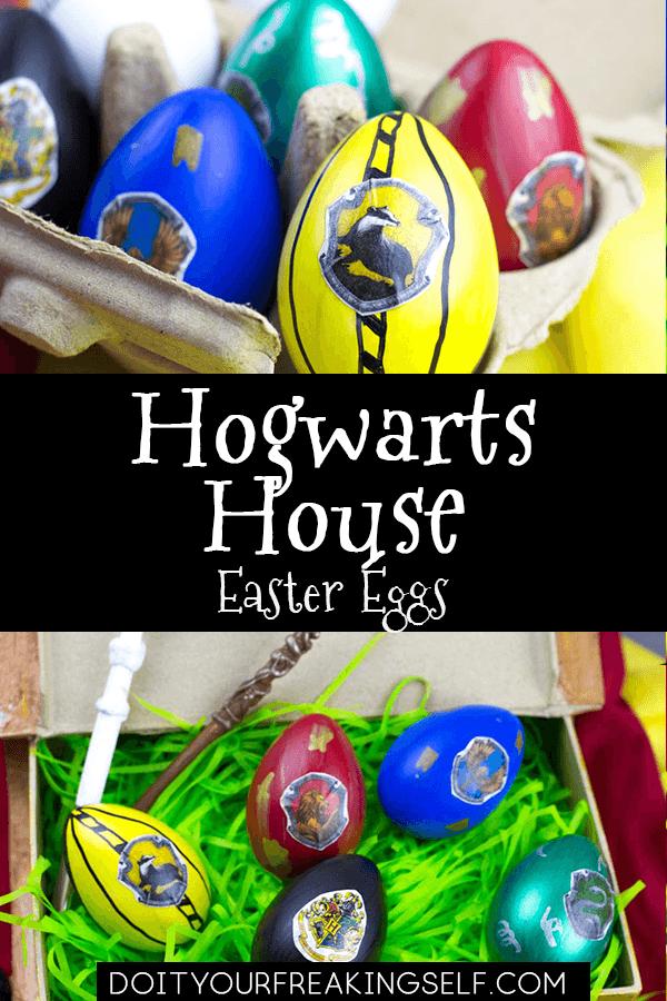 Wizarding World Of Harry Potter Easter Eggs Do It Your Freaking Self In 2020 Harry Potter Easter Eggs Easter Egg Decorating Easter Bunny Decorations
