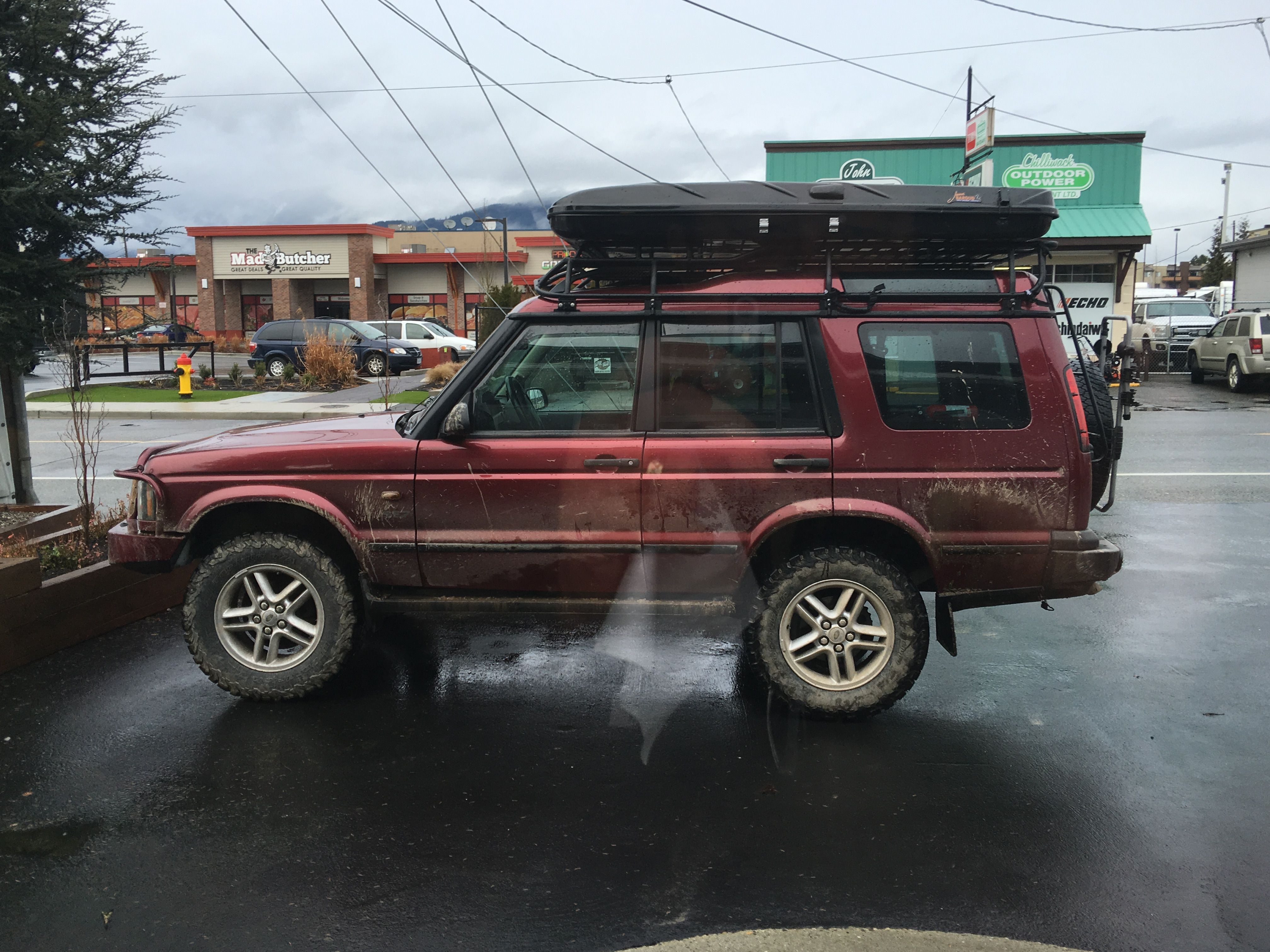 Basic Question About 2 Inch Lift And 32 Tires Land Rover Forums Land Rover Enthusiast Forum Land Rover Discovery 2 Land Rover Land Rover Discovery