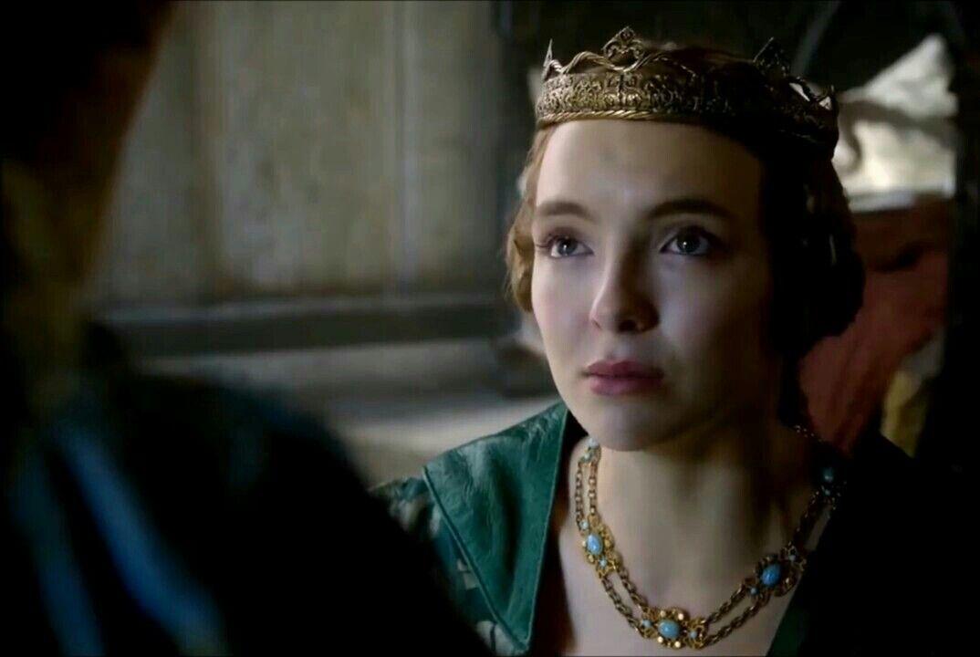 The White Princess Jodie Comer