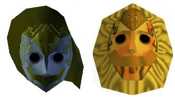 Anju And Kafei S Wedding Masks Majoras Mask Mask Skeletor