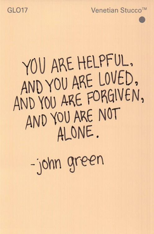 And I Will Try To Fix You Green Quotes John Green Quotes Words