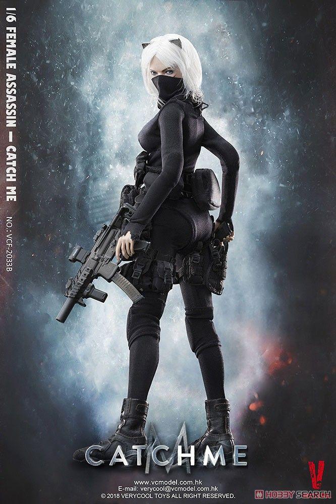 [Close] Very Cool 1/6 Female Assassin Series Vol.1 Catch