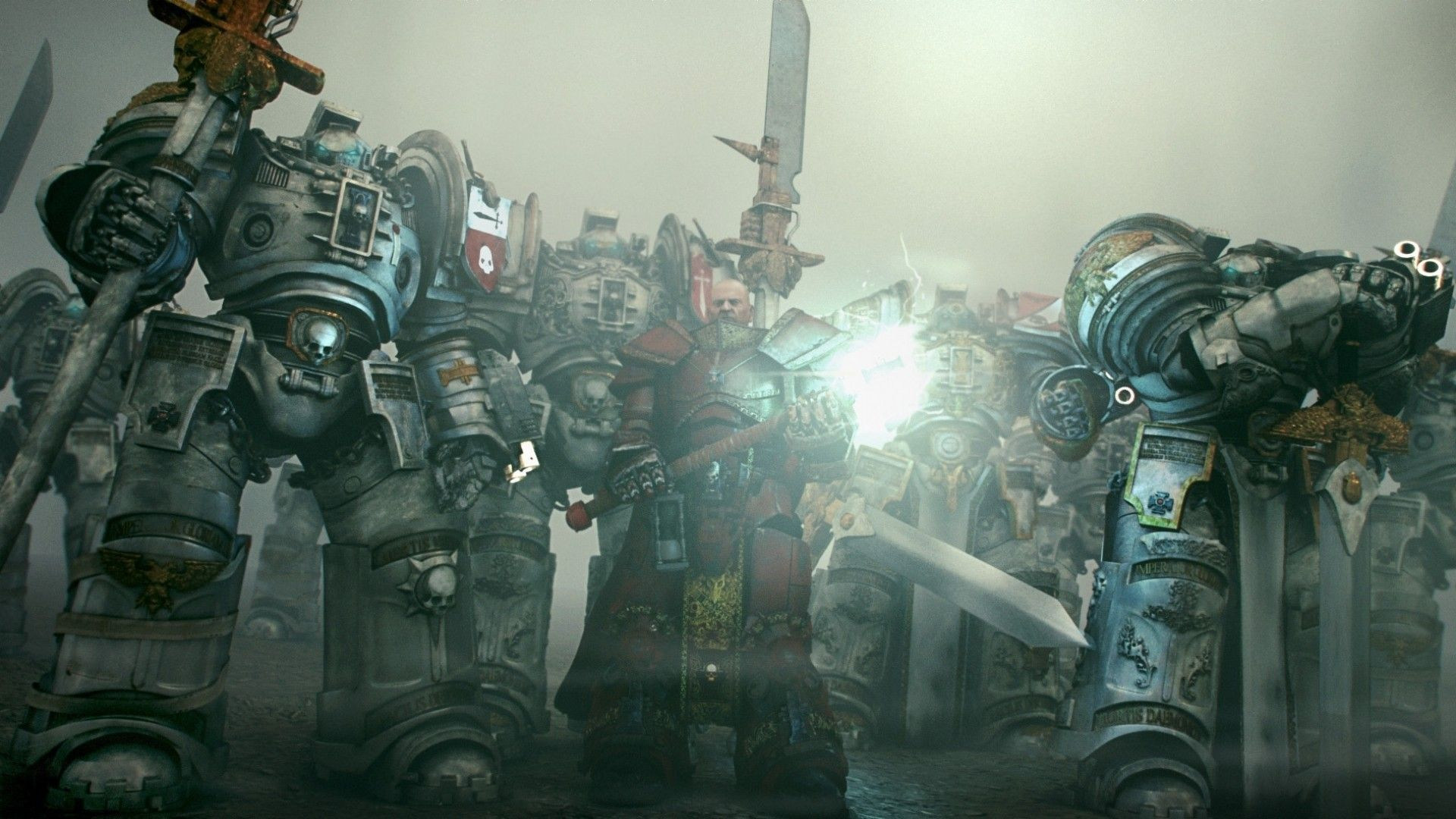 Grey Knights Space Marines Video Games 1920x1080 Knights Space