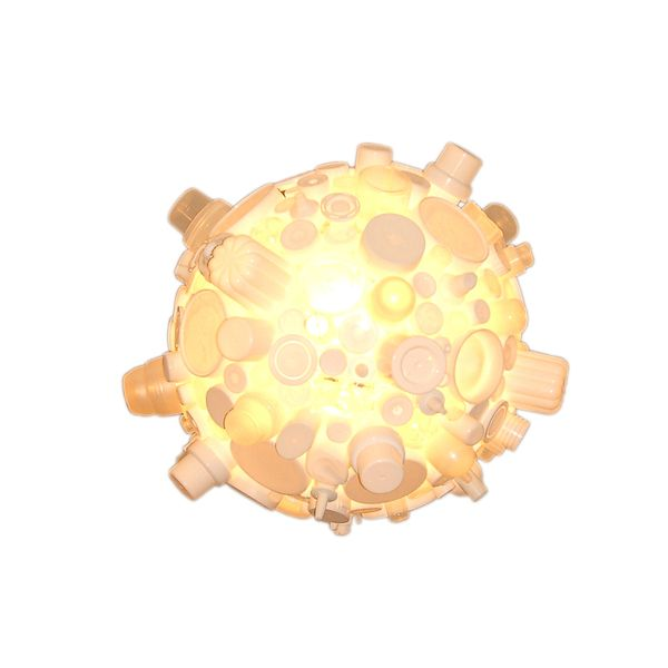 Lampenschirme - SHOWERLIGHT - ein Designerstück von MEYLENSTEIN bei DaWanda