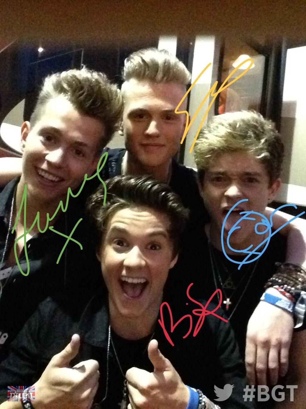 The Vamps<3<3<3