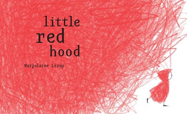looks like a great version of Little Red Riding Hood