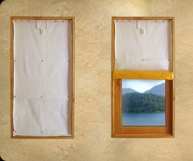 Insulating Curtains That Cut Heat Losses Through Windows By 50%