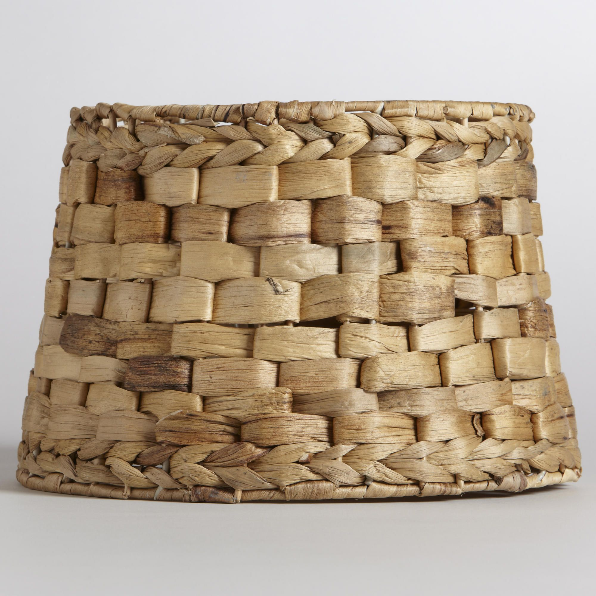 Natural Basket Accent Lamp Shade - World Market  Possible