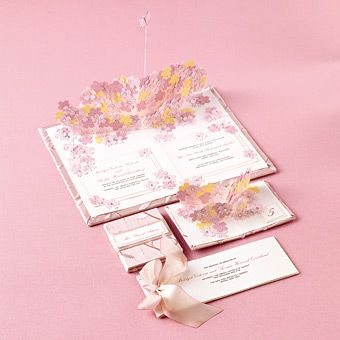 22 best images about pop up wedding invitations on pinterest, Wedding invitations