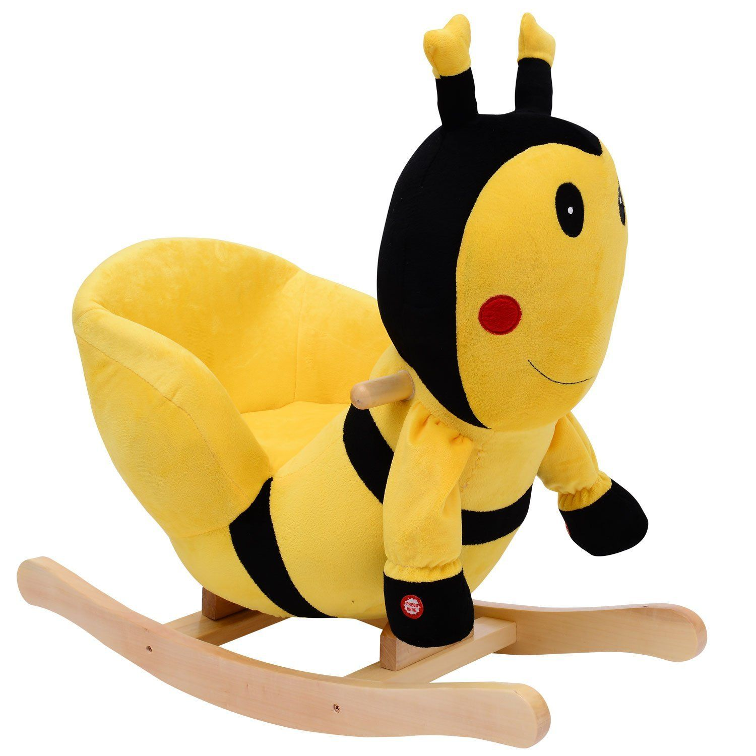 1000 images about girly toys on pinterest rocking horses bumble bees and plush baby nursery cool bee animal rocking horse