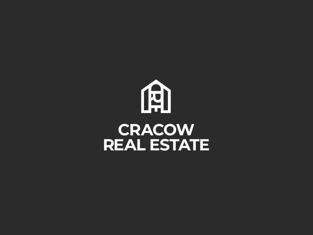 Cracow Real Estate Logo Real Estate Logo Real Estate Real Estate Logo Design