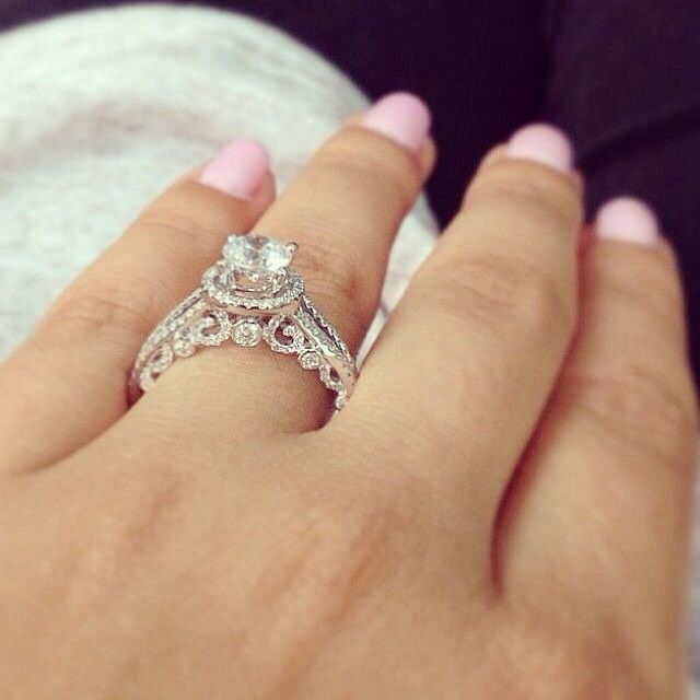 the prettiest engagement ring ever - Prettiest Wedding Rings