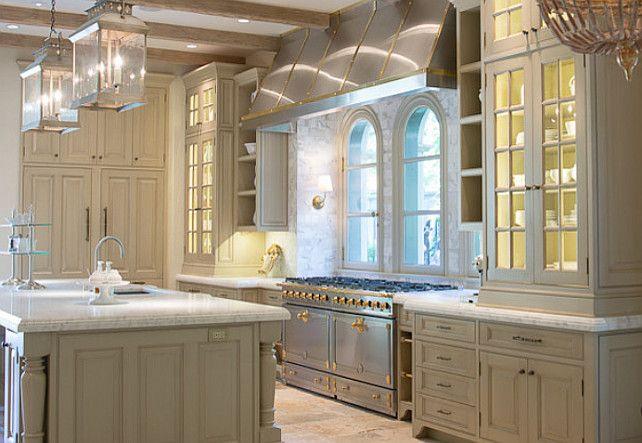 French Kitchen French Kitchen Design French Kitchen with La Cornue