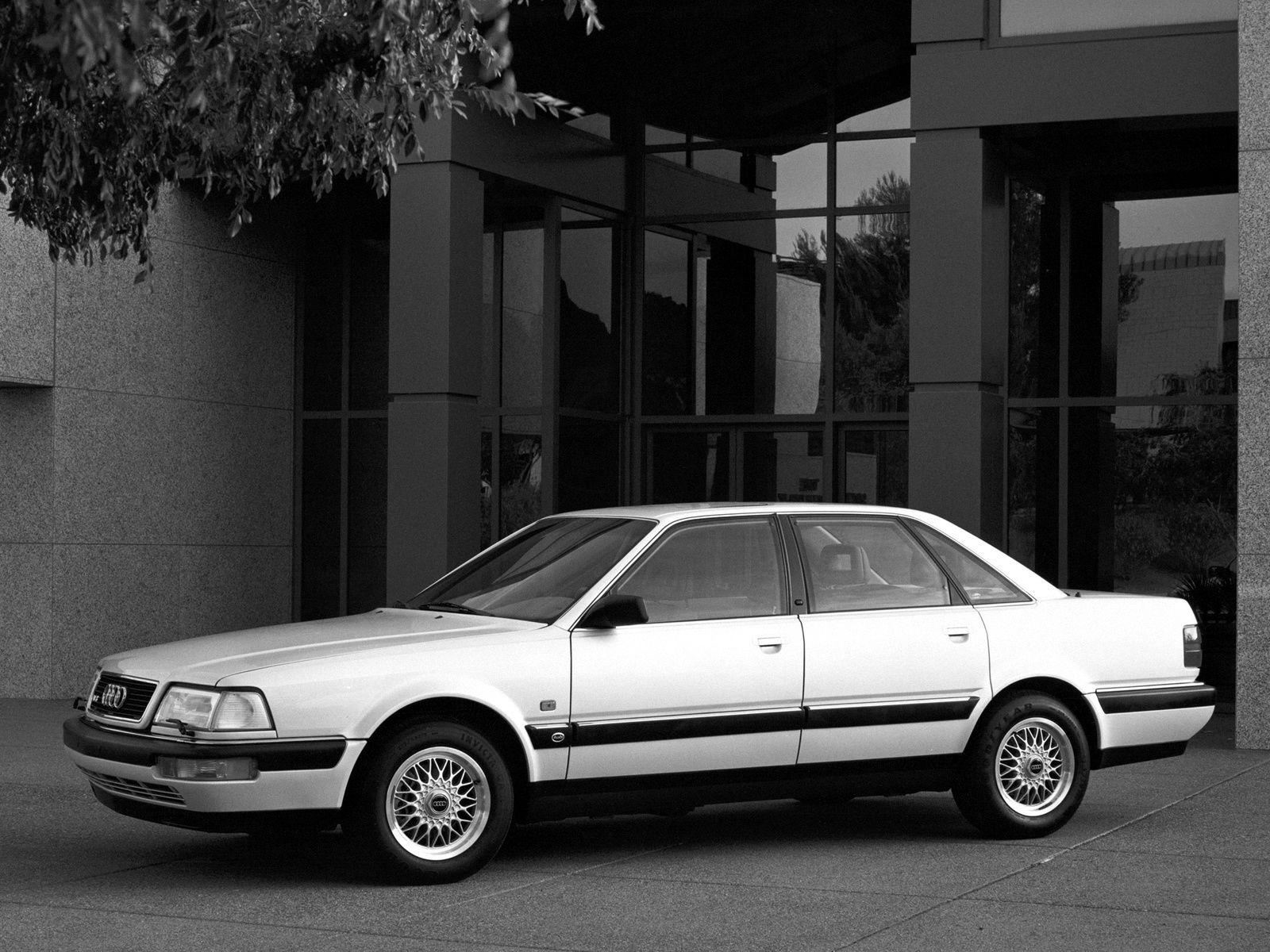 1990 Audi V8 Youngtimer Oldtimer