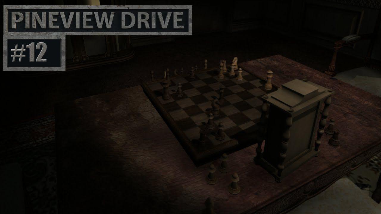 Pineview Drive #12 - Eine Partie Schach (Tag 12)