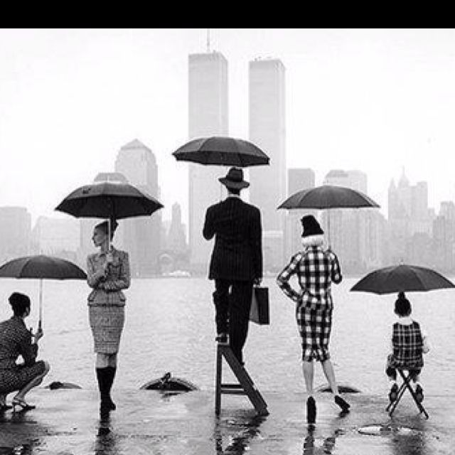 60's New York styling