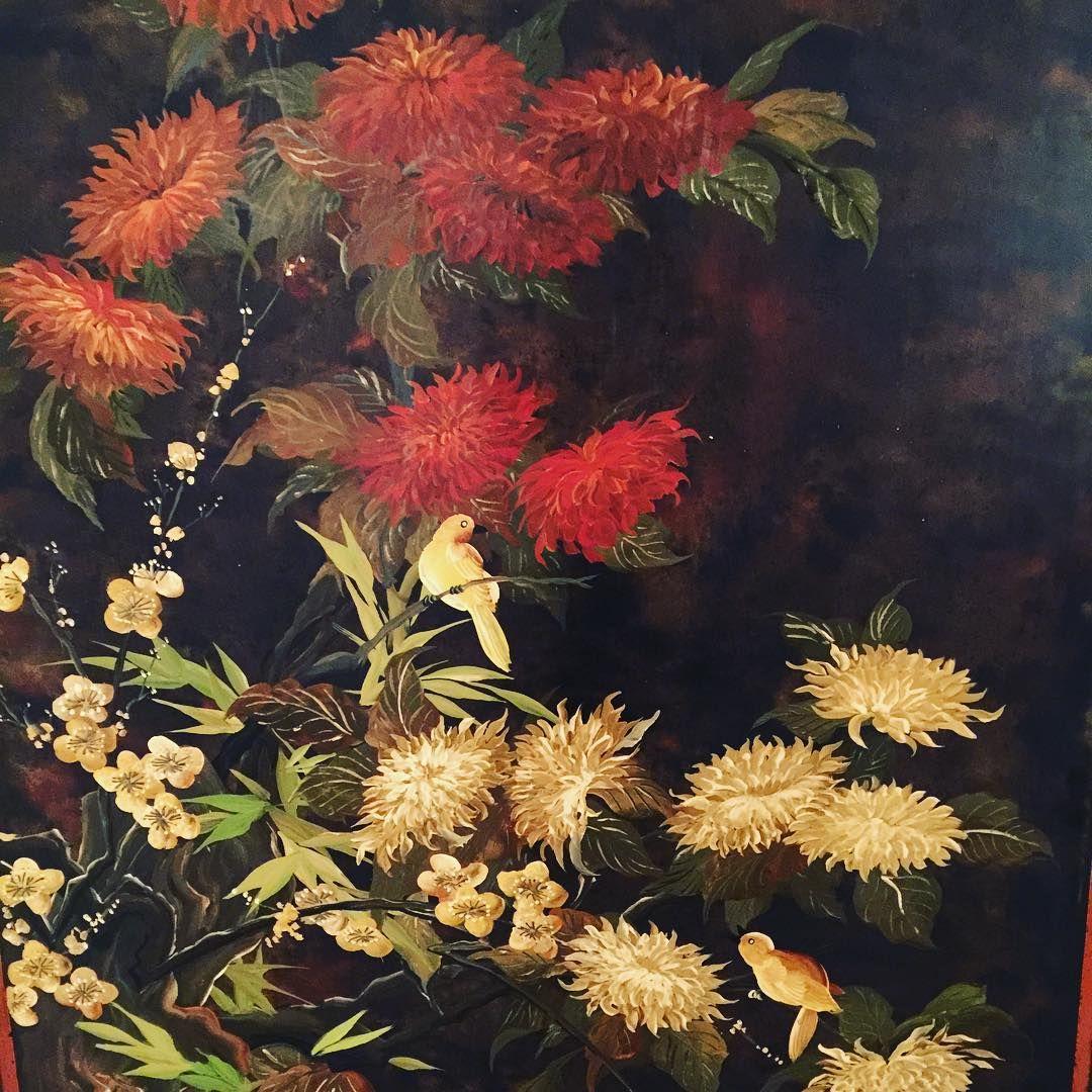"188 aprecieri, 7 comentarii - Judy Aldridge (@atlantishome) pe Instagram: ""An amazing thrift find. Bird painting on panel by piano prodigy Lucien Leinfelder, dated 1976."""